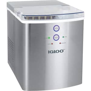 Igloo Automatic Portable Electric Countertop Ice Maker for $219