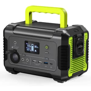 Paxcess 230Wh Portable Power Station for $190