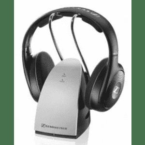 Sennheiser RS120 II On-Ear Wireless RF Headphones for $51