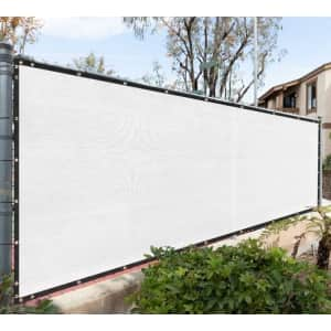 ColourTree High-Density Polyethylene Privacy Screen from $24
