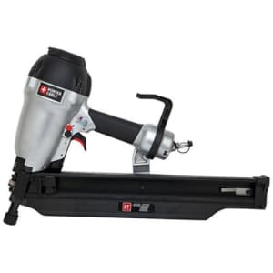 PORTER-CABLE Framing Nailer, Full Round, 3-1/2-Inch, Tool Only (FR350B) for $179