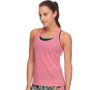 Body Glove Active Women's Escape Relaxed FIT Activewear Tank TOP, Glow, X-Large for $30