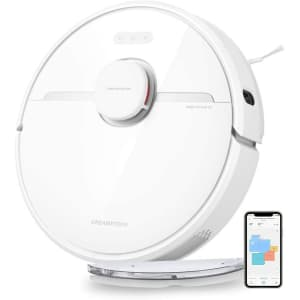 DreameTech Robotic Vacuum Cleaner and Mop for $220