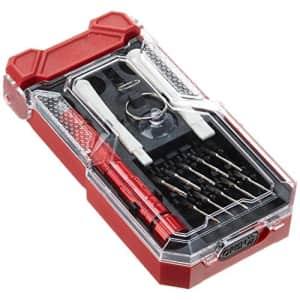 Craftsman CRAFTSMAN Precision Screwdriver Set for Electronics, 16-Piece (944979) for $20
