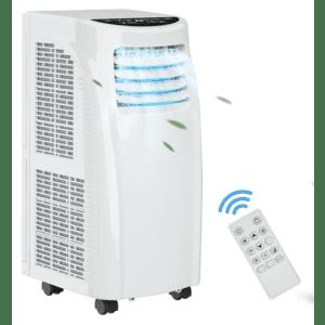Costway 8,000 BTU Portable Air Conditioner & Dehumidifier for $280