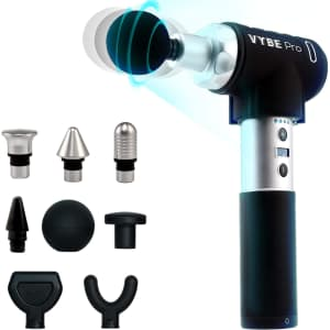 Vybe Percussion Massage Gun for $100