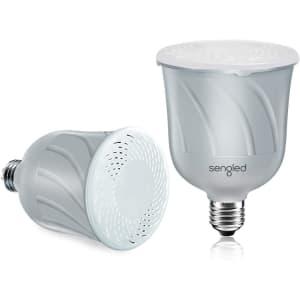 Sengled LED Bulb/Speaker 2-Pack for $20