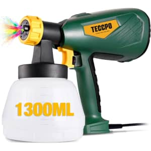 Teccpo 500-Watt Electric Paint Sprayer for $56