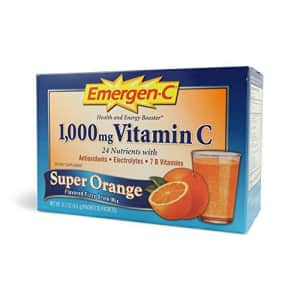 ALACER Corp, Emergen-C Health and Energy Booster Orange 30/Pk for $10