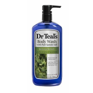 Dr Teal's 24-oz. Ultra Moisturizing Relax & Relief Body Wash for $4