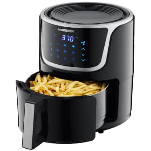 GoWise 5-Quart Digital Touchscreen Electric Air Fryer for $65
