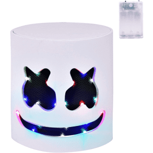 Moobibear LED DJ Mask for $18