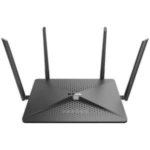 D-Link AC2600 Dual Band 4K WiFi Router for $150