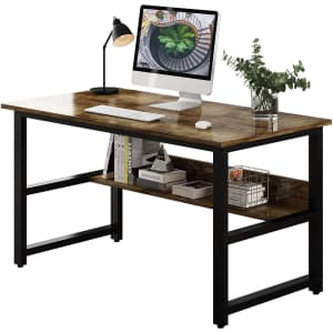 WDT Home Office Computer Desk for $97