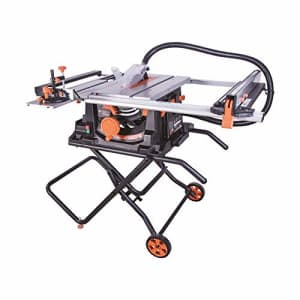 """Evolution Tools Evolution - RAGE5-S Power Tools RAGE5S 10"""" TCT Multi-Material Table Saw, 10 for $400"""