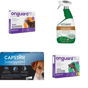 Onguard Plus Flea Medication Sale from $16