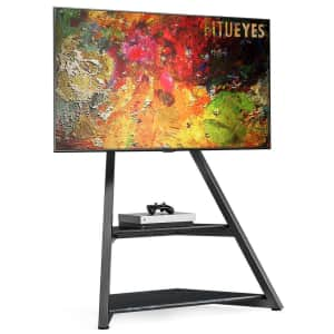 """Fitueyes Eiffel Series Stand for 43"""" to 75"""" TVs for $173"""