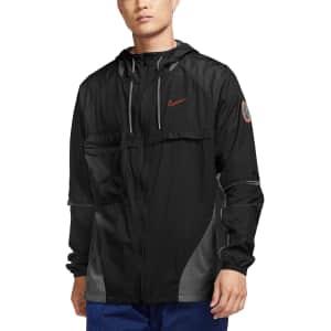 Nike Men's Full-Zip Training Jacket for $36
