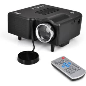 Pyle Mini Portable Pocket Projector for $40