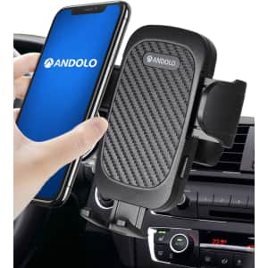 Andolo Car Air Vent Phone Mount for $14