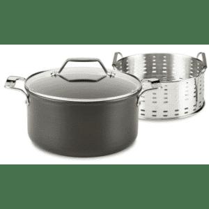 All-Clad Essentials 6-Quart Steam Poach and Stew Pot for $65