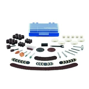 Dremel 730CS 13-Piece Maker Rotary Tool Accessory Kit- Includes Carving Bits, Drill Bits, Sanding for $20