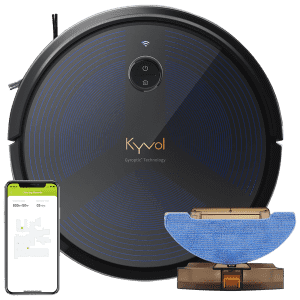 Kyvol Cybovac D6 Robot Vacuuming & Mopping Cleaner for $149