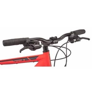 Schwinn Mesa 3 Adult Mountain Bike, 21 speeds, 27.5-inch Wheels, Medium Aluminum Frame, Red for $500