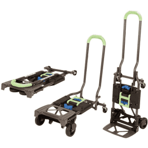 Cosco Shifter 300-lb. Capacity Folding Hand Truck and Dolly for $105