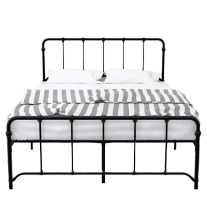 Idealhouse Metal Bed Frame in Full-Size for $110