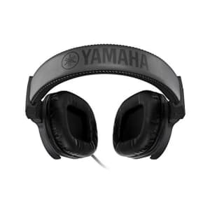 YAMAHA HPH-MT5 Studio Monitor Kopfhrer (Schwarz) for $250