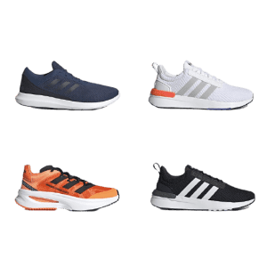 Adidas Men's Running Shoes: from $60