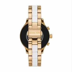 Michael Kors Access Womens Runway Touchscreen Smartwatch Stainless Steel Bracelet watch, Two tone for $225