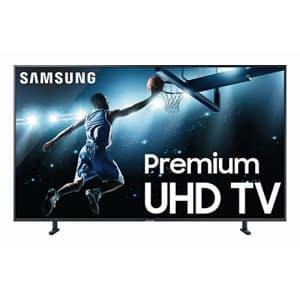 "Samsung UN65RU8000 / UN65RU800DFXZA 65"" (3840 x 2160) Smart 4K Ultra High Definition TV (2019) - for $954"
