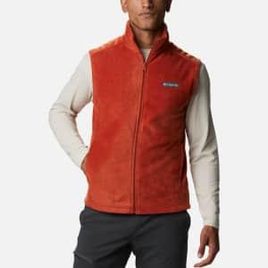 Columbia Men's Steens Mountain Fleece Vest for $20