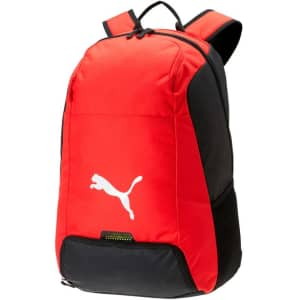 PUMA Soccer Backpack for $18