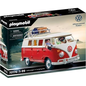 Playmobil Volkswagen T1 Camping Bus for $40