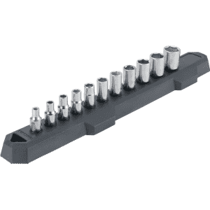 """Craftsman 11-Piece SAE 1/4"""" Drive 6-point Shallow Socket Set for $20 for members"""