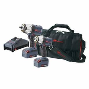 Ingersoll Rand IQV20-K201 Cordless Combo Kit for $854