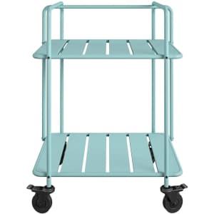 Novogratz Penelope Outdoor / Indoor Cart for $72