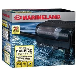 Marineland Penguin Bio-Wheel Power Filter for $15