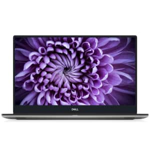 """Dell XPS 13 9300 10th-Gen i5 13.4"""" Touch Laptop for $703 in cart"""