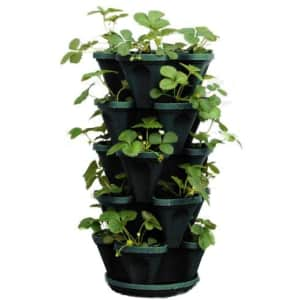 Mr. Stacky 5-Tier Stackable Planter for $37