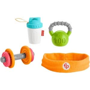 Fisher-Price Baby Biceps Gift Set for $18