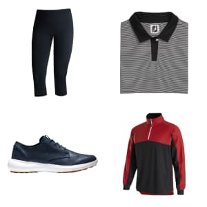 FootJoy Golf Shoes and Apparel Sale: Up to 50% off