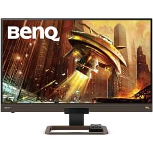 "BenQ 27"" 1440P 144Hz IPS Gaming Monitor for $350"
