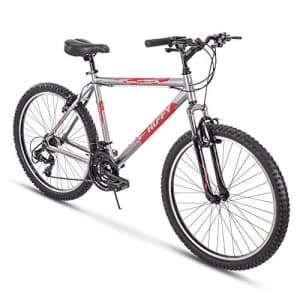 Huffy Hardtail Mountain Trail Bike 24 inch, 26 inch, 27.5 inch, 26 inch wheels/20 inch frame, Gloss for $551