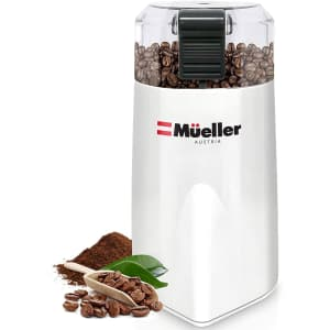 Mueller Austria HyperGrind Precision Electric Spice/Coffee Grinder for $20