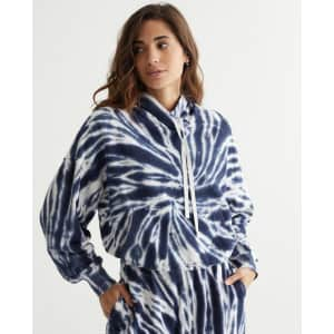 Lucky Brand Women's Chill At Home Hoodie for $20