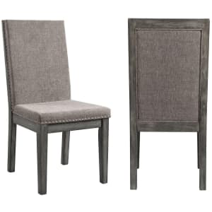 Picket House Furnishings Austin Upholstered Dining Chair 2-Pack for $116